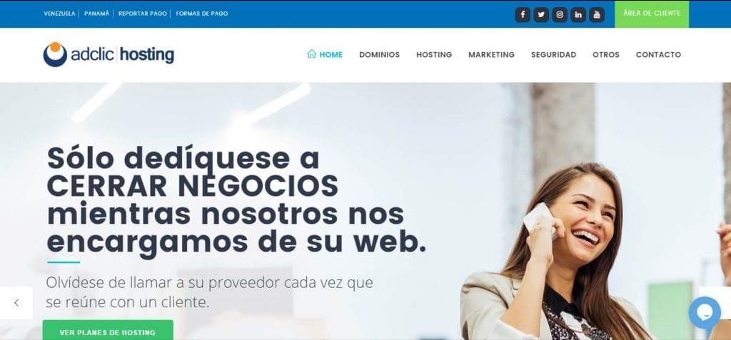 Adclic Hosting eCommerce