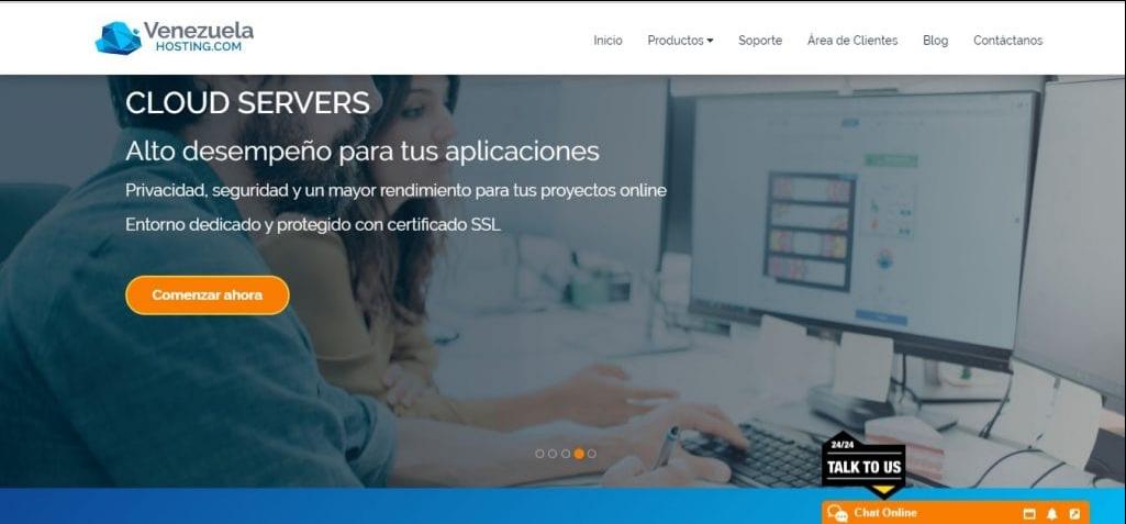 Venezuela Hosting eCommerce